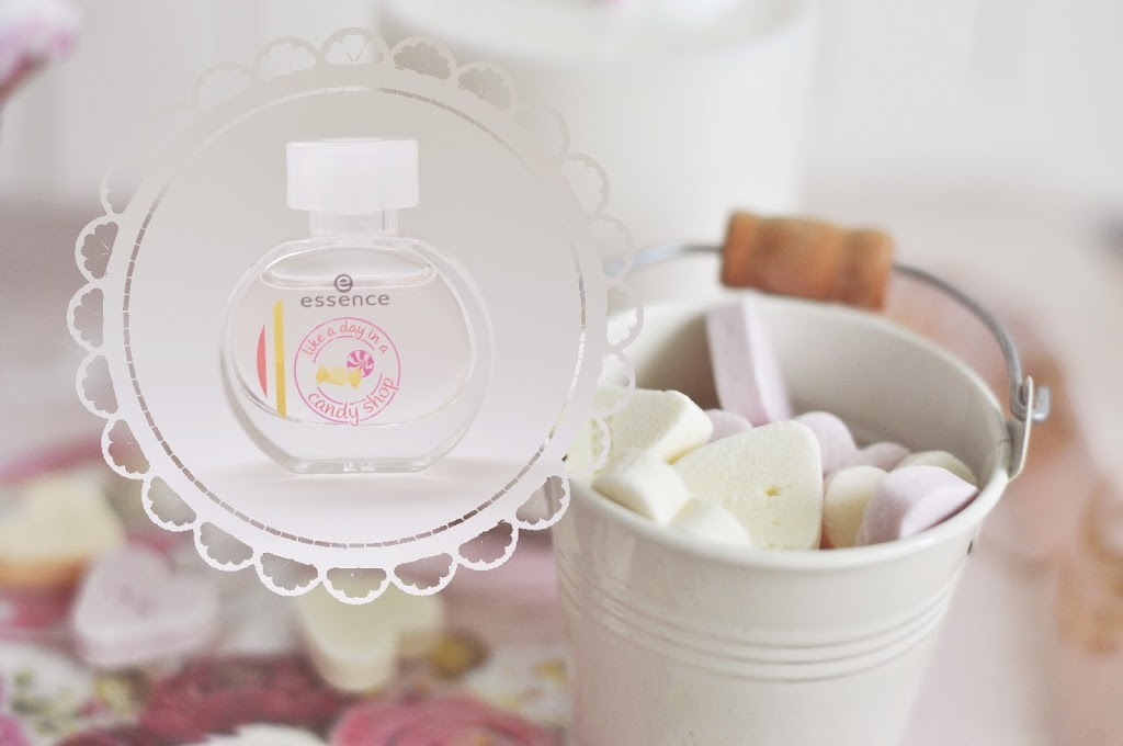 Fragrance Mini Set by essence Like a day in a Candy Shop