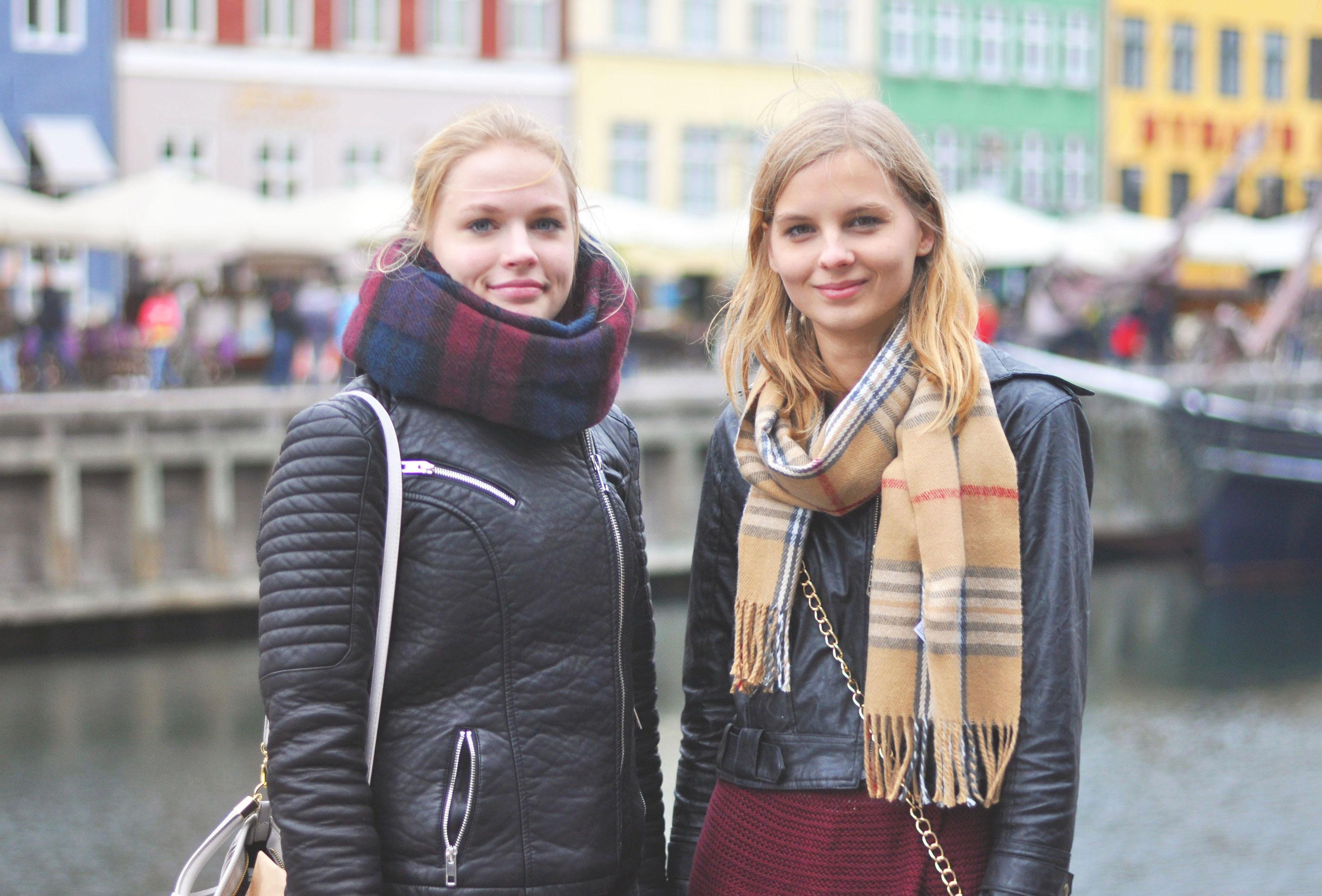 Kopenhagen mit meiner Schwester