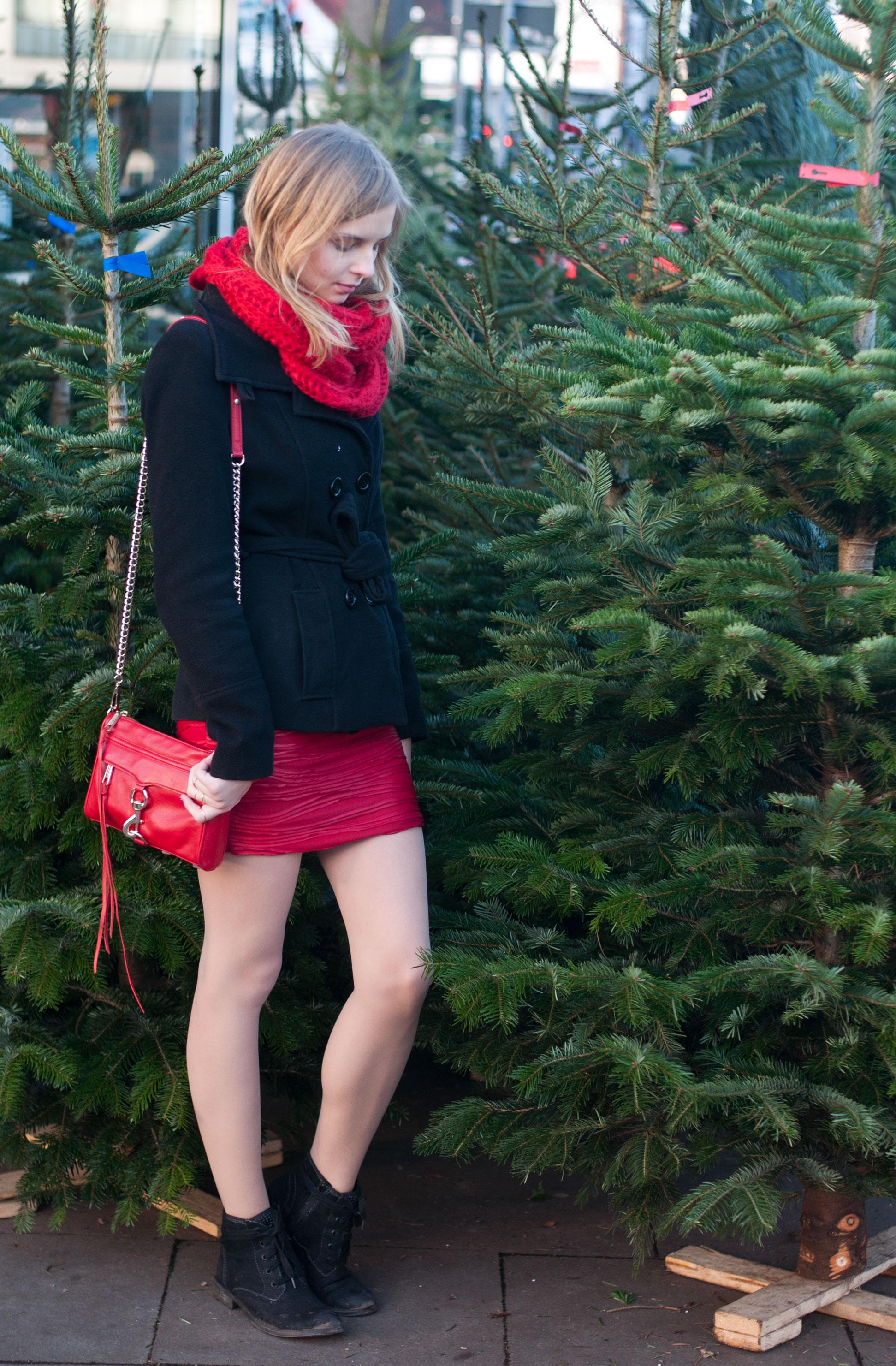 Outfit für die Firmen-Weihnachtsfeier