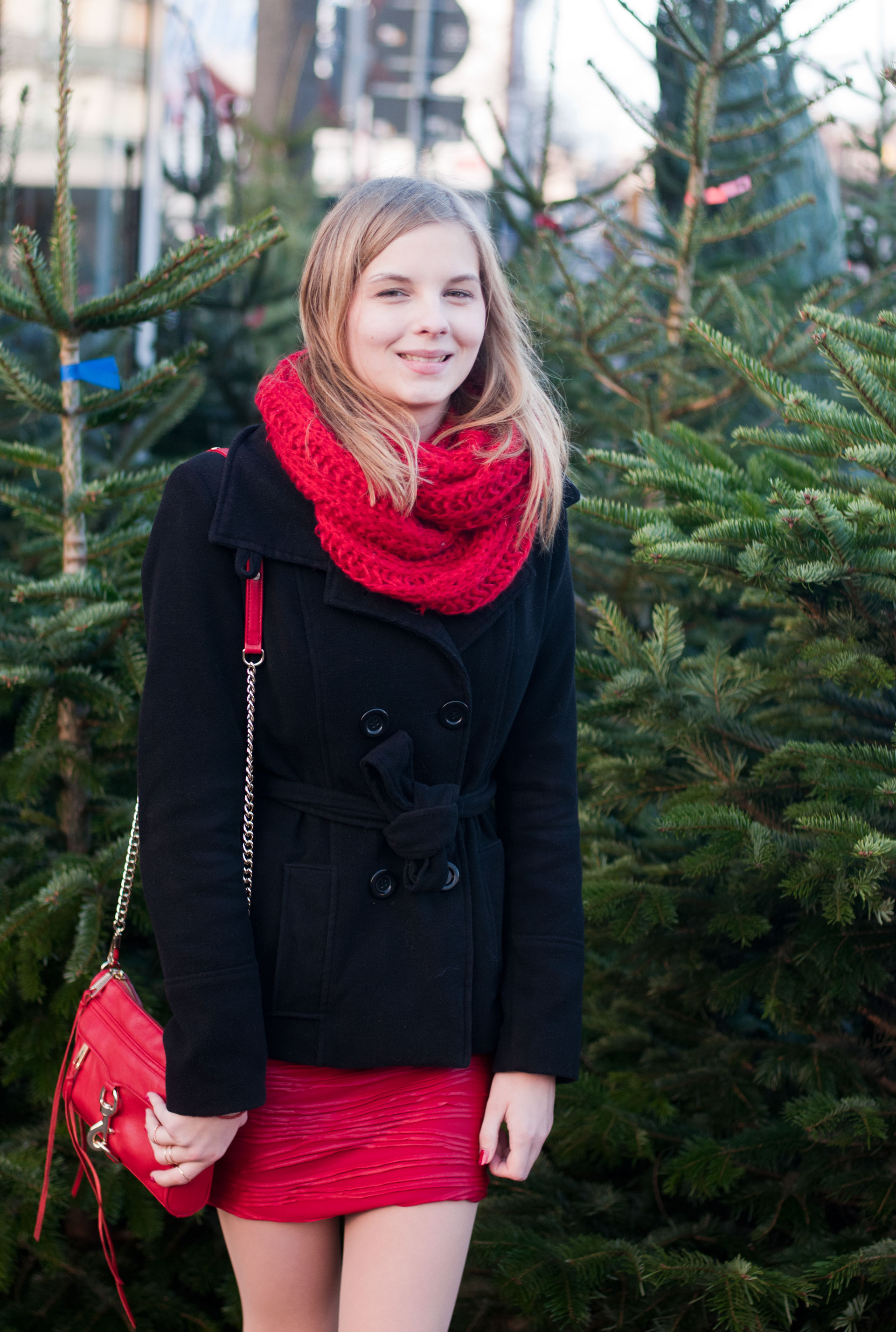 OUTFIT | Look für die Firmen-Weihnachtsfeier