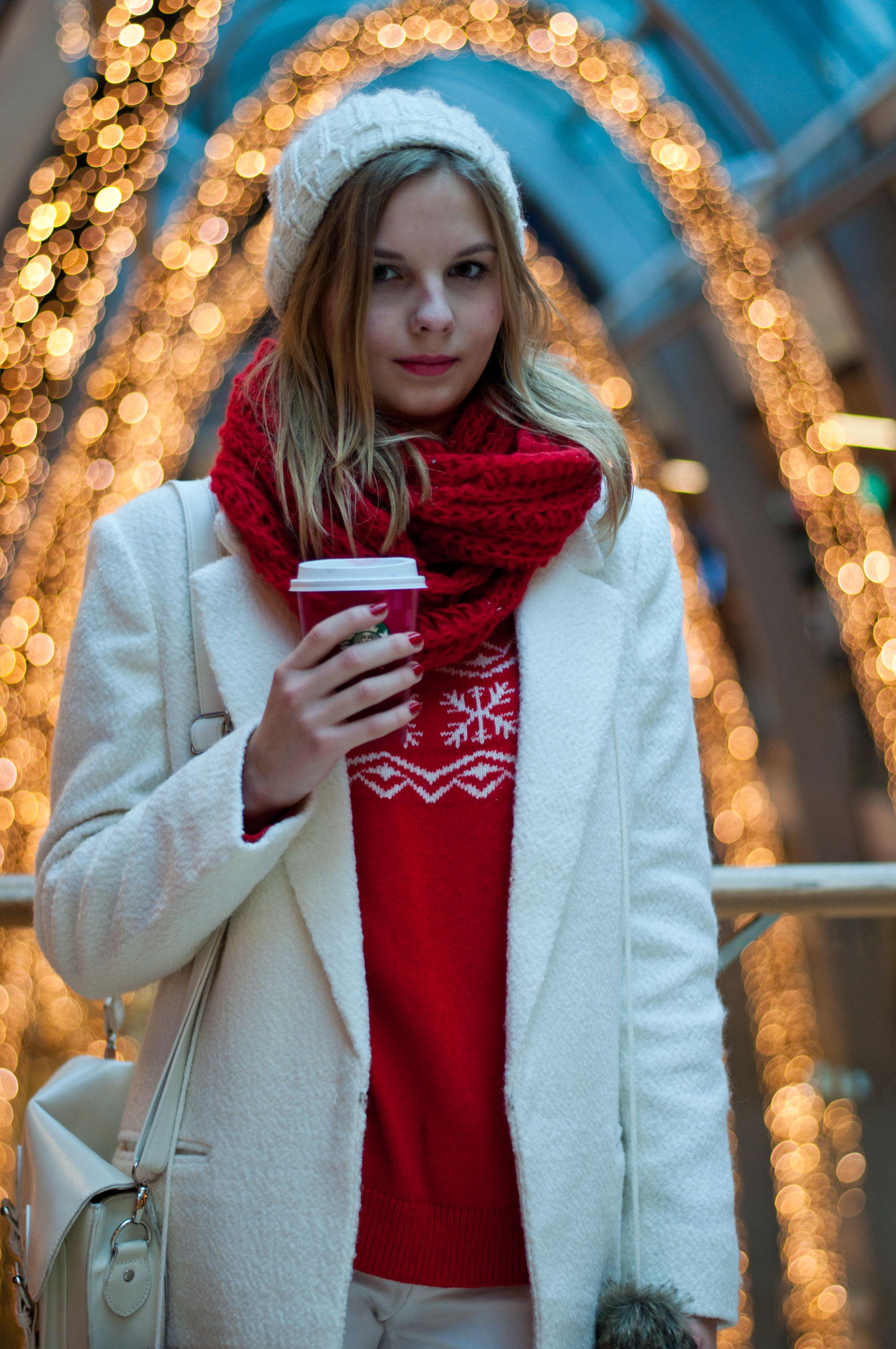 OUTFIT | Mein liebster Weihnachtspullover