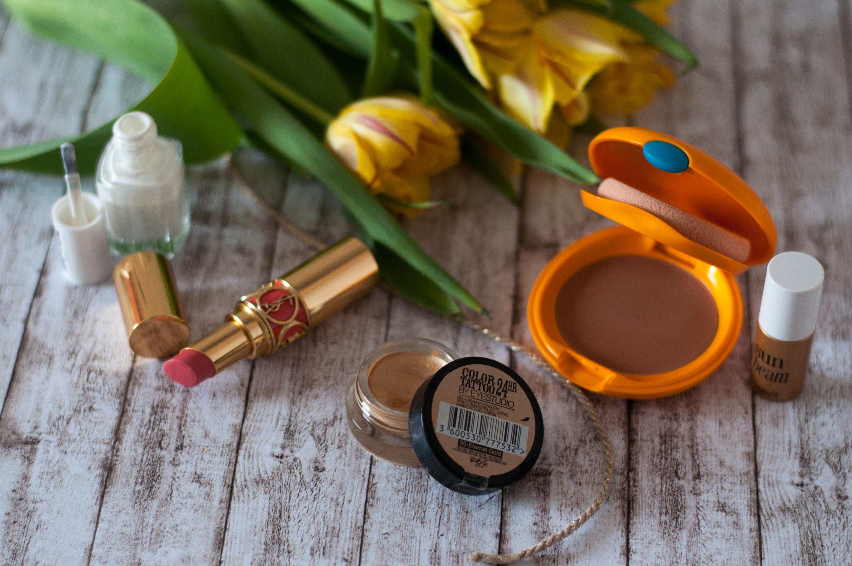 Make Up für tolle Bräune