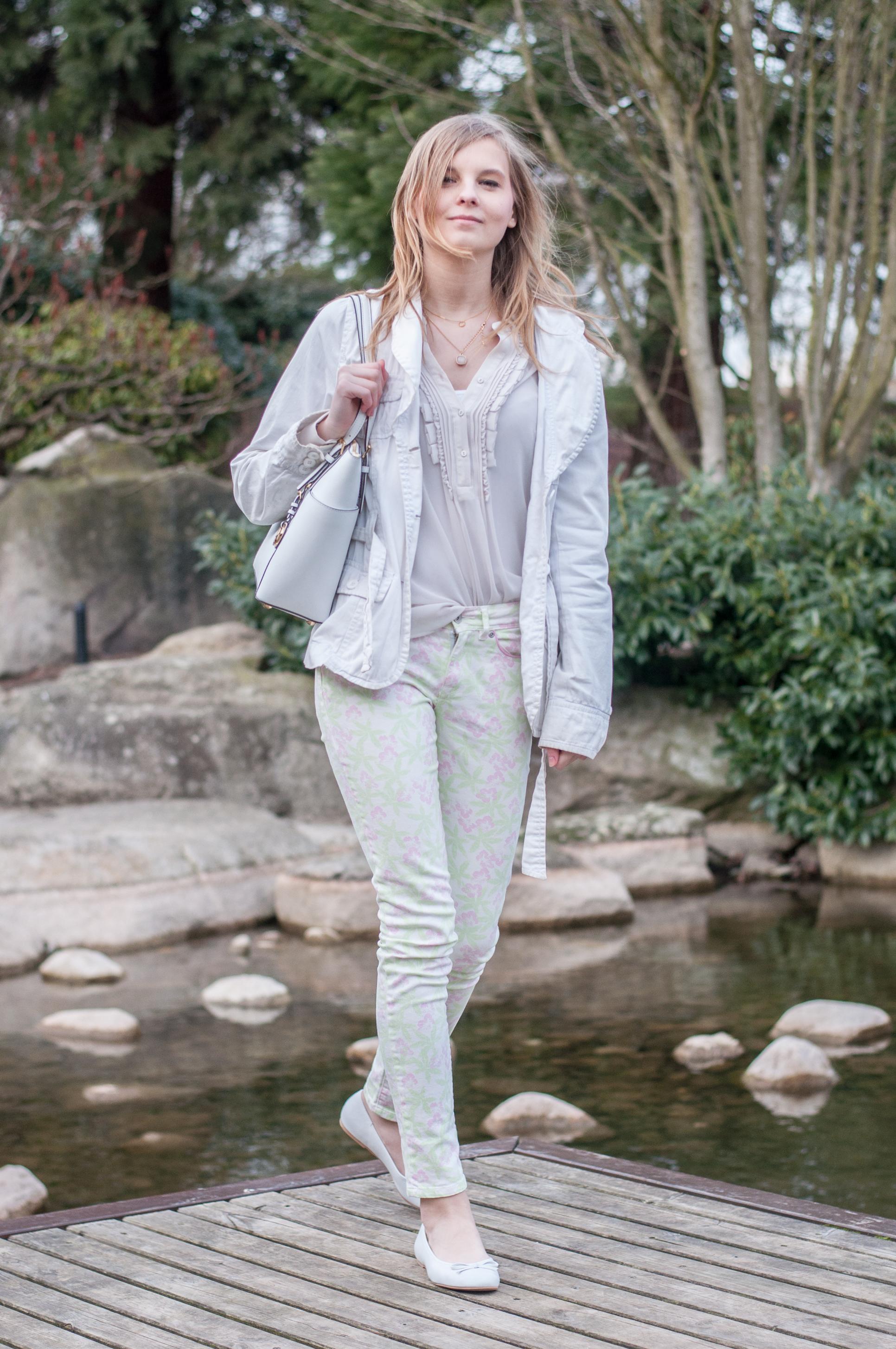 OUTFIT | Mein erstes Outfit mit der Michael Kors-Tasche