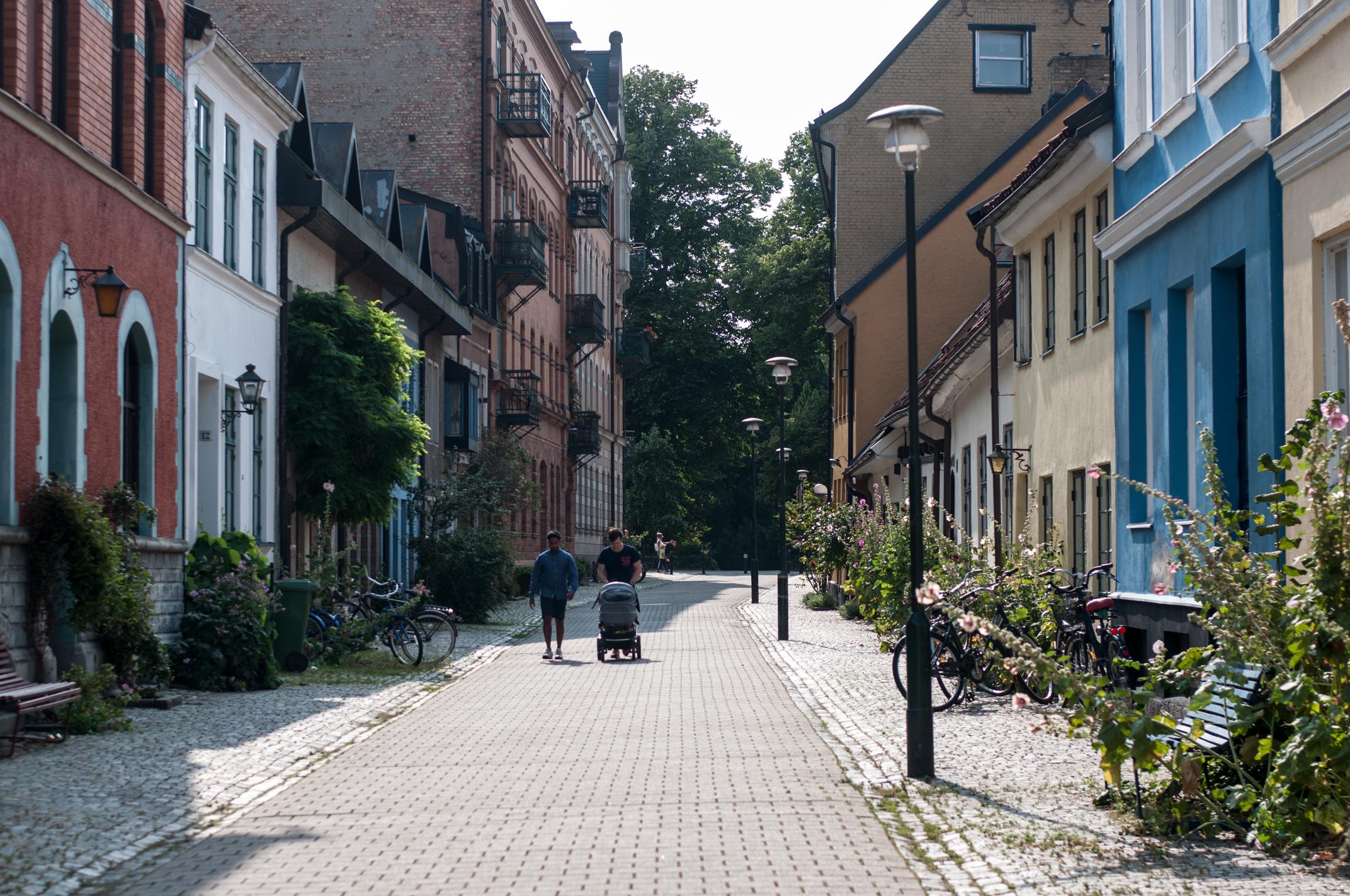 Kosten Radtour Schweden