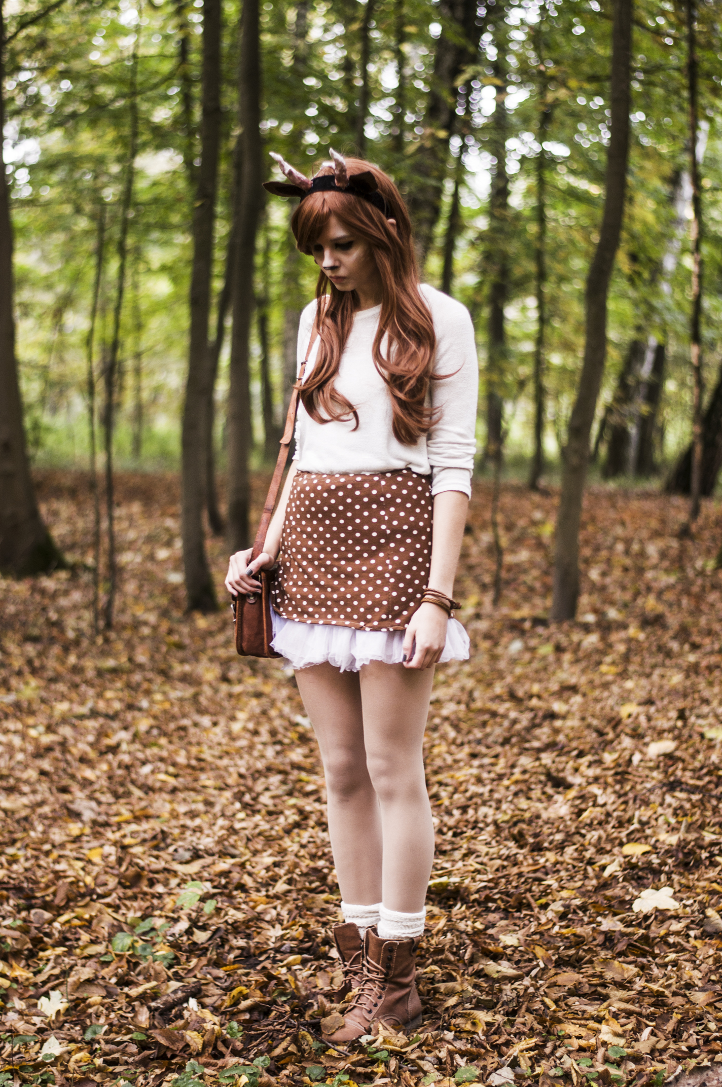 OUTFIT | Cute Halloween Bambi