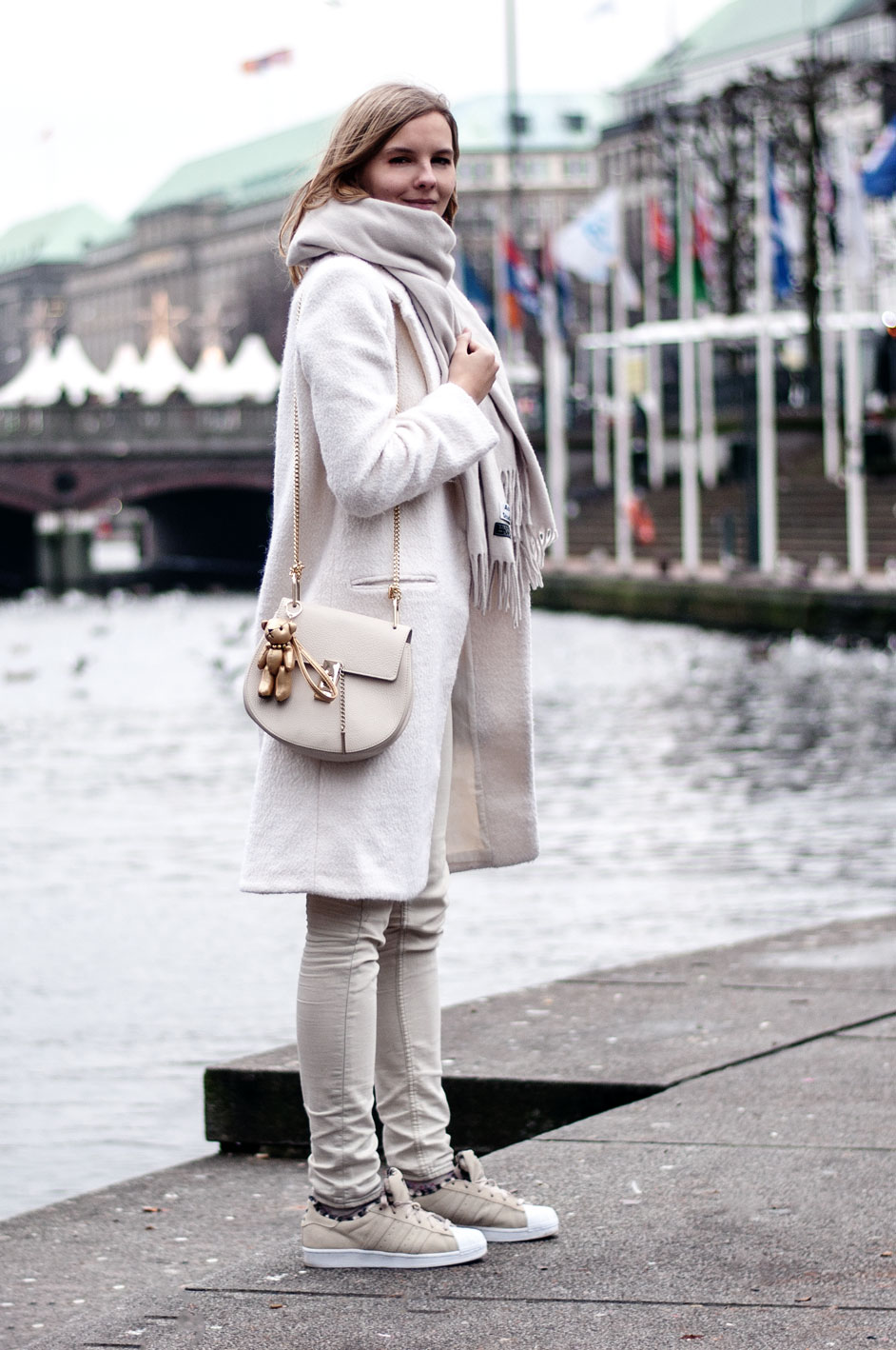 Outfit Neujahrsspaziergang