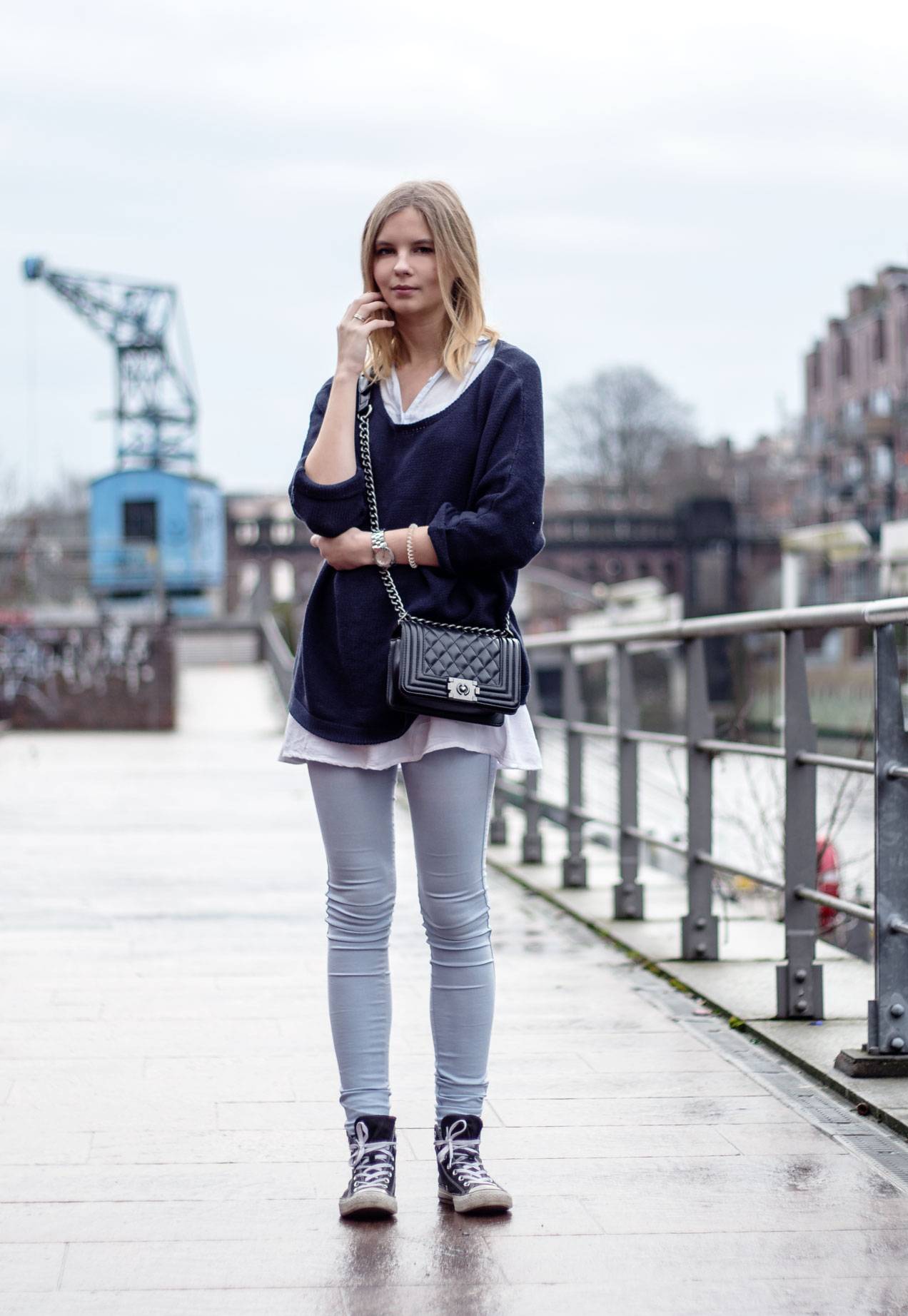 OUTFIT | Schon fast Frühling!