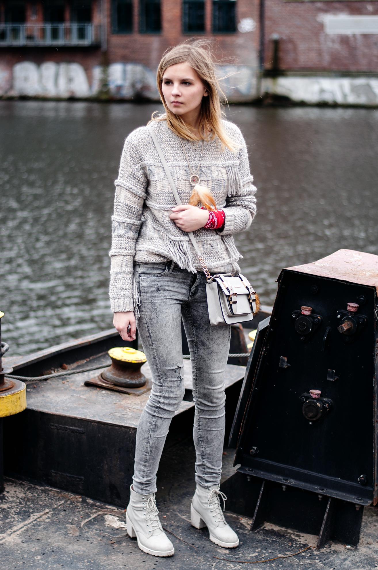 Boho mit Pepe Jeans