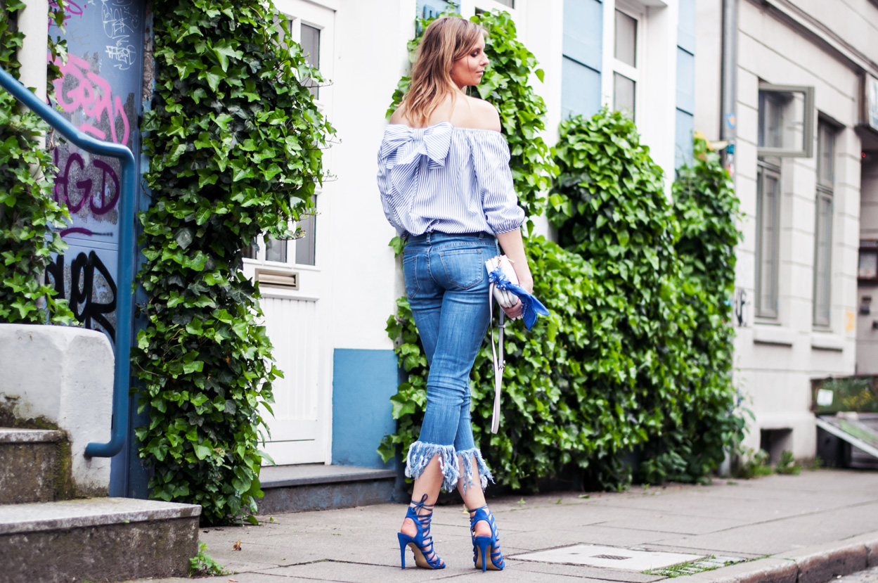 Fransen Jeans