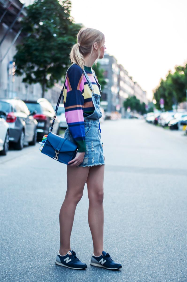 OUTFIT | Der gestreifte Pullover