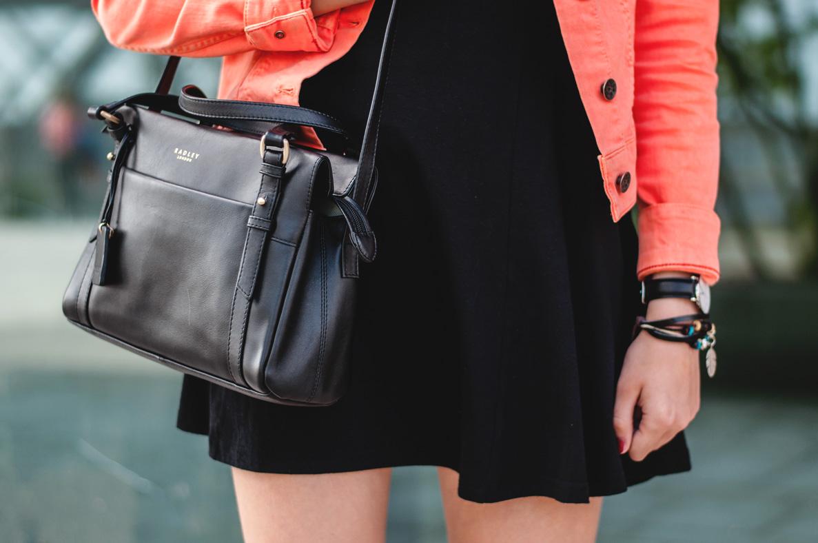 Radley Tasche schwarz