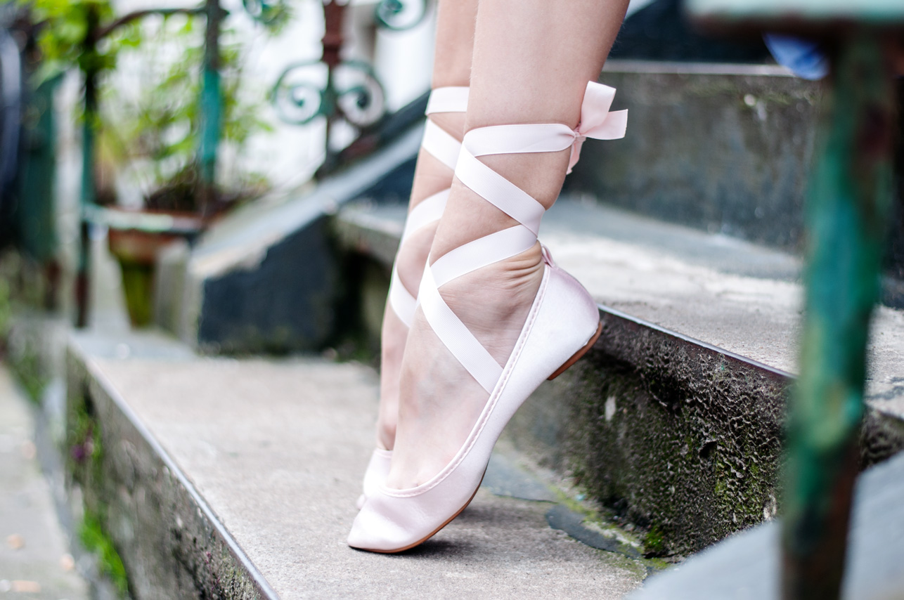new arrival 5f14c 0e511 OUTFIT | Ballerina-Schuhe – strawberry pie