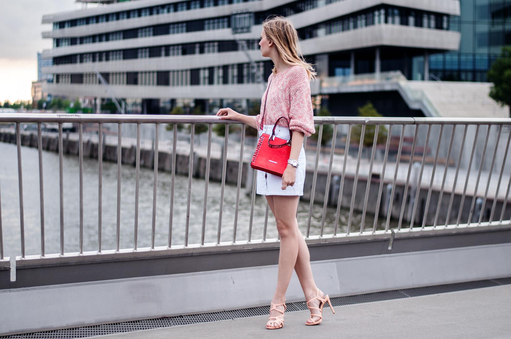 Lala Berlin Pullover rosa