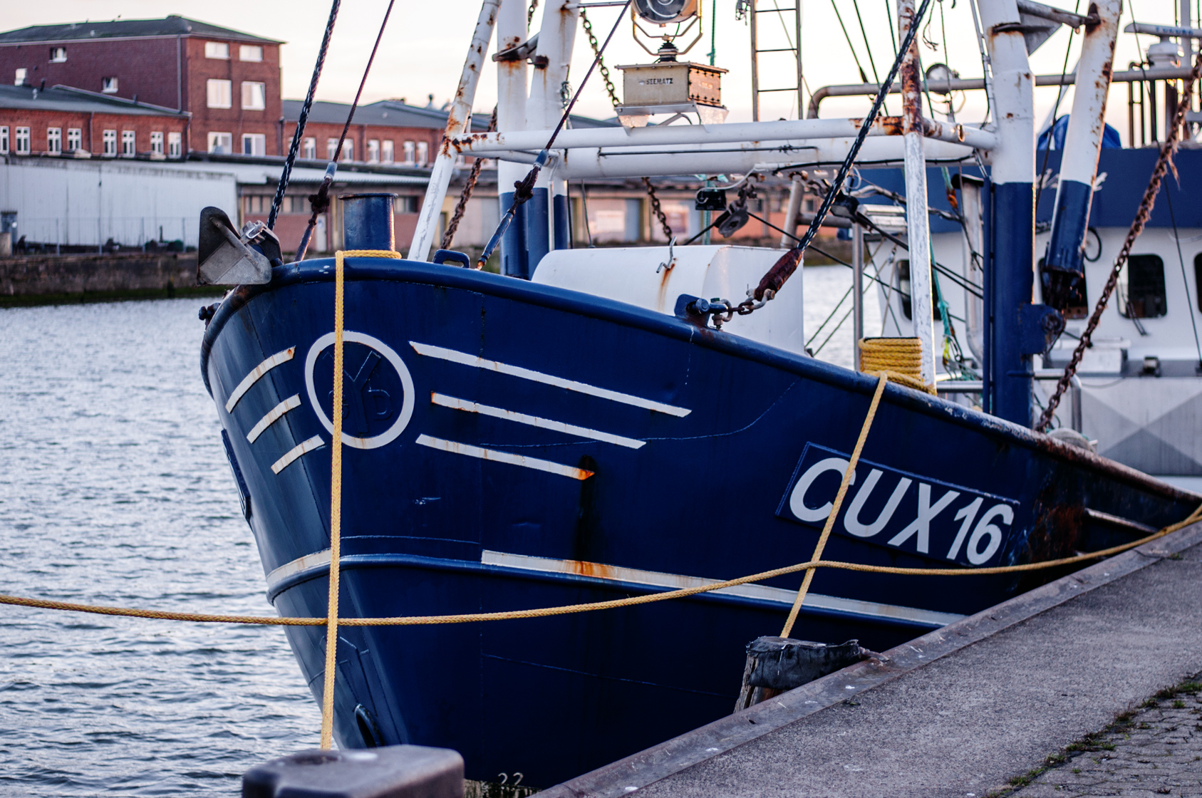 Boot Cuxhaven
