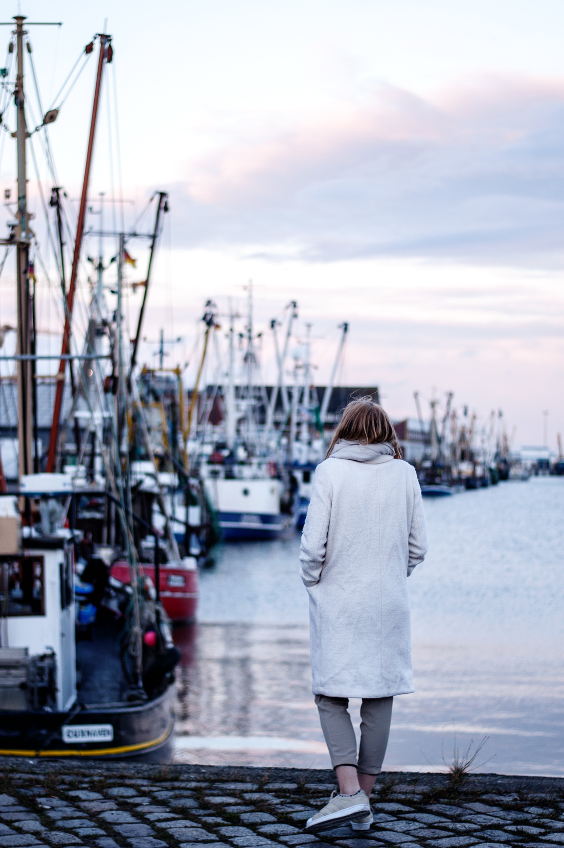 Fischereihafen Cuxhaven