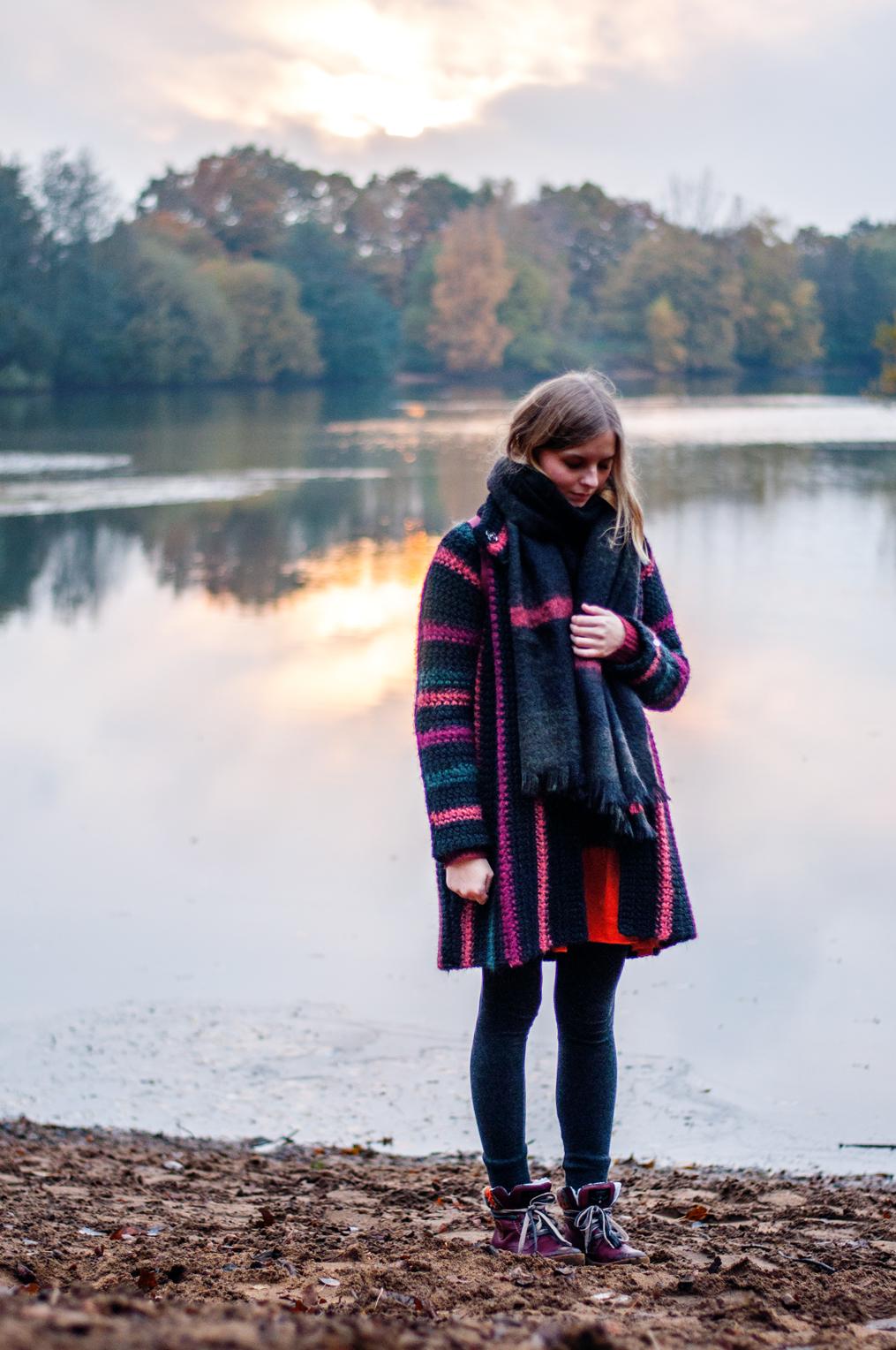 Herbstspaziergang Hamburg