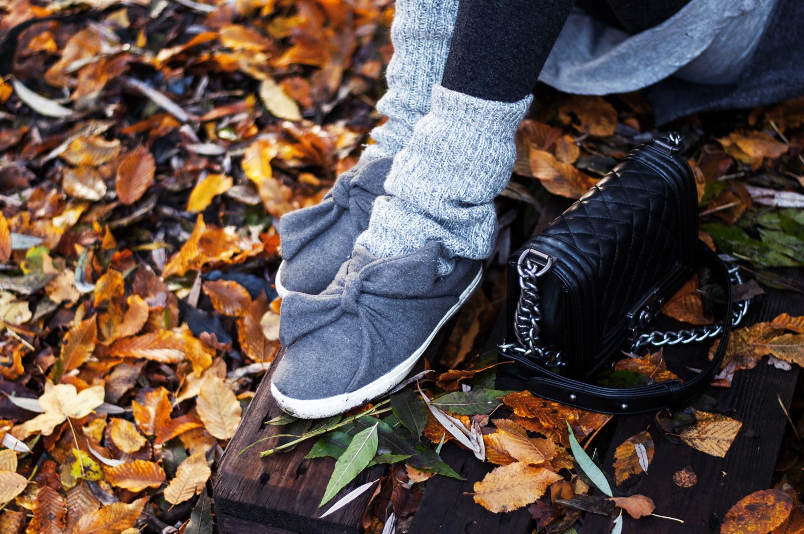 Sneaker Schleifen