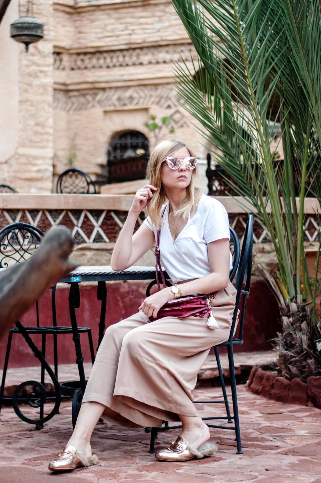 OUTFIT | La Medina d'Agadir