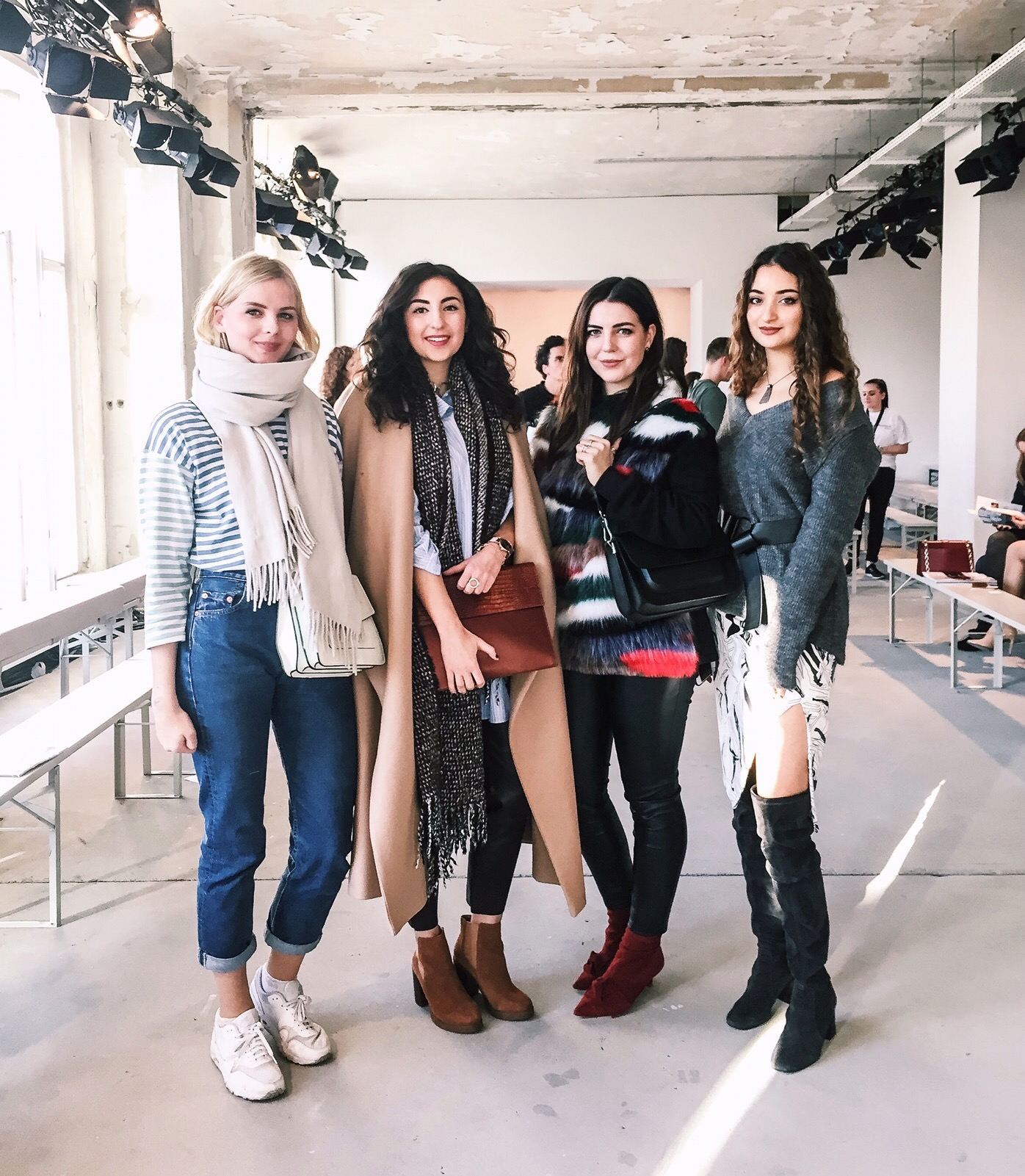 Blogger Girl Squad Fashion Week Berlin