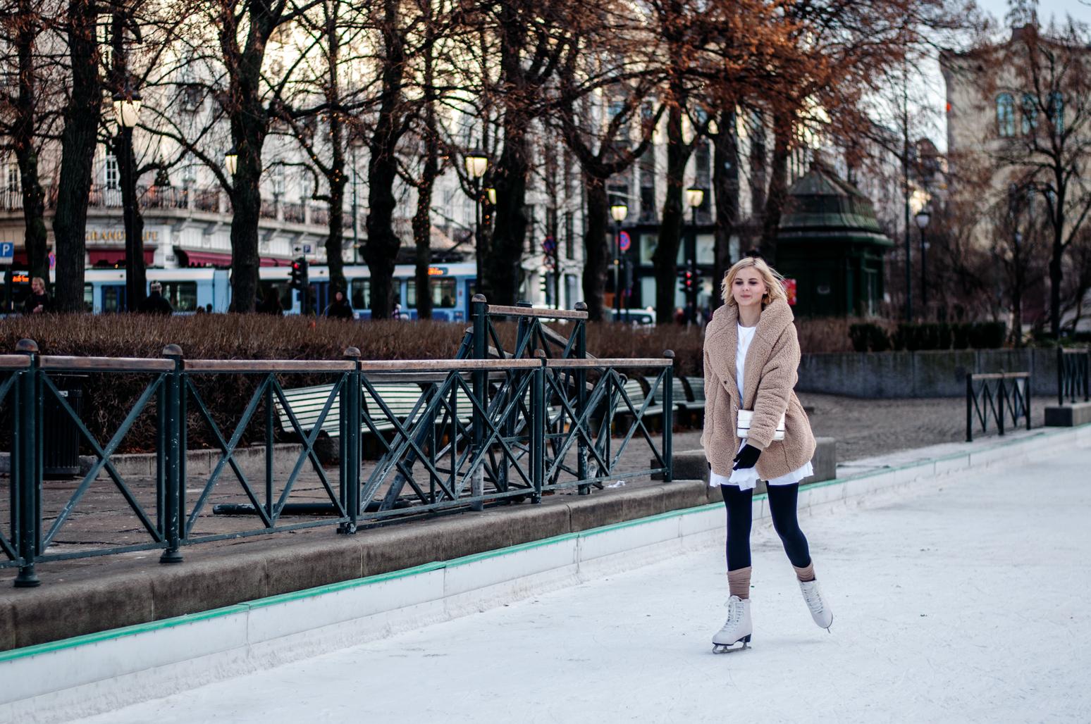 Eislaufen Oslo