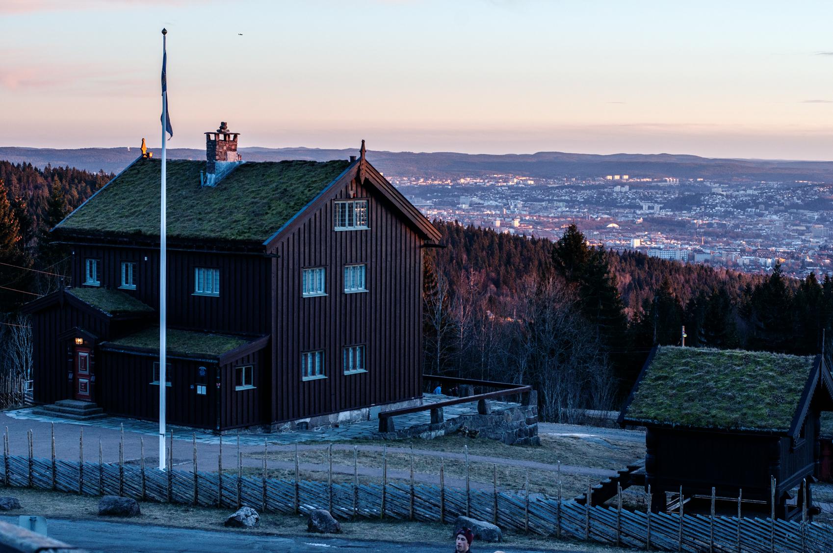 Oslo Frogneseteren