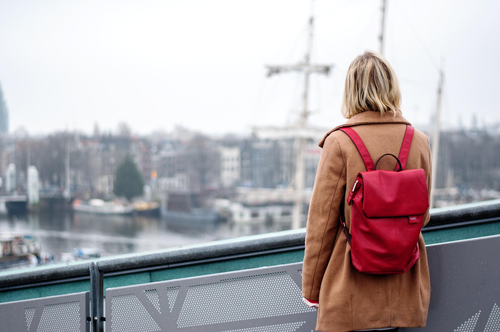 Wochenendtrip nach Amsterdam Ausblick Amsterdam