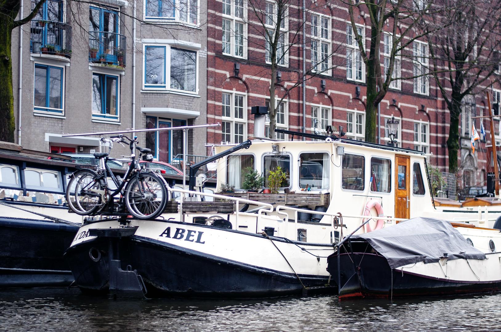 Boote Amsterdam