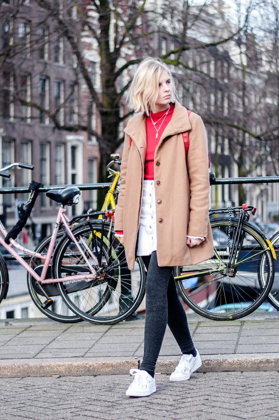 Camel Coat Amsterdam
