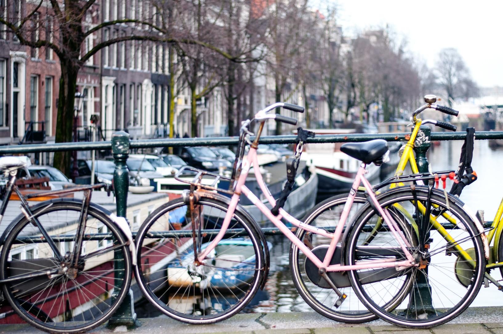 Fahrräder Amsterdam