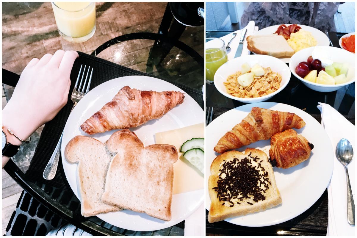 Frühstück Hilton Amsterdam