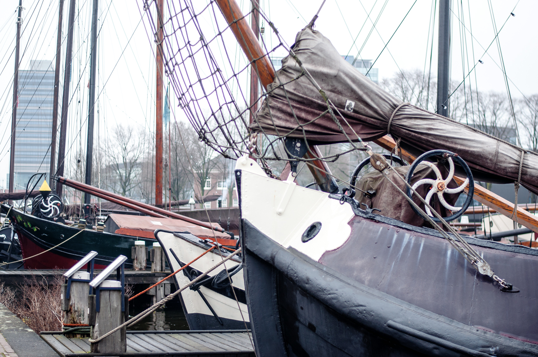 Schiff Amsterdam