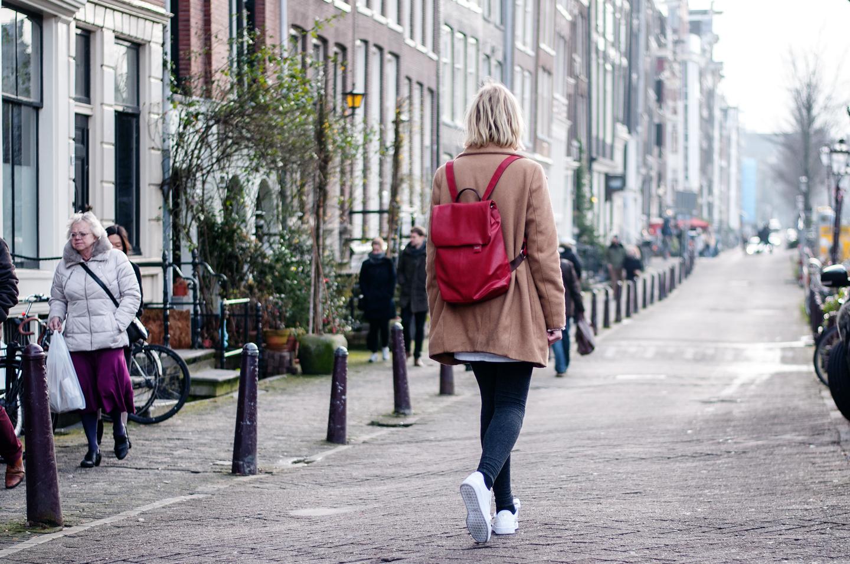 Spaziergang Amsterdam