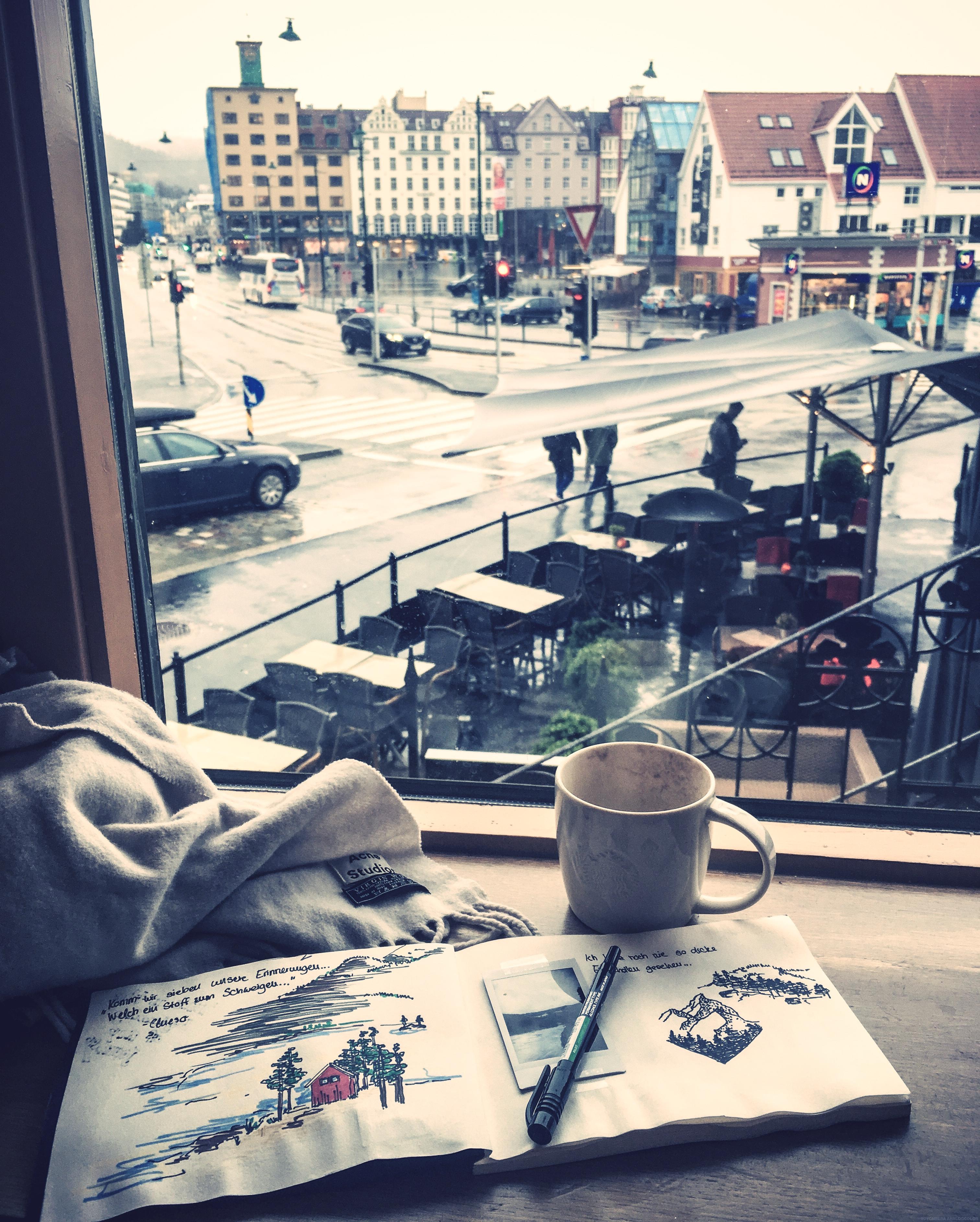 Bergen Starbucks