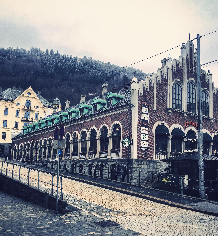 Starbucks Bergen