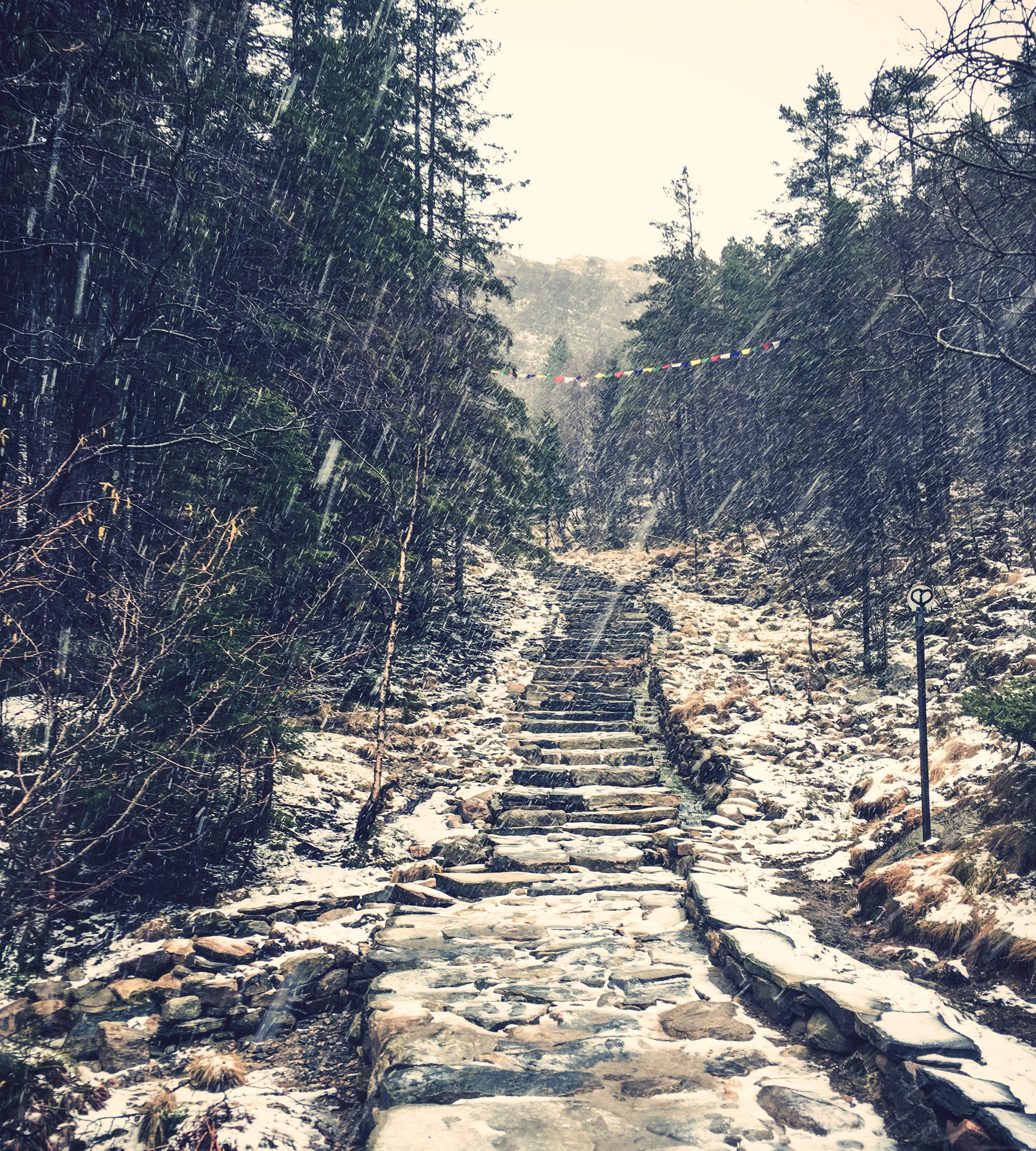 Wandern Bergen