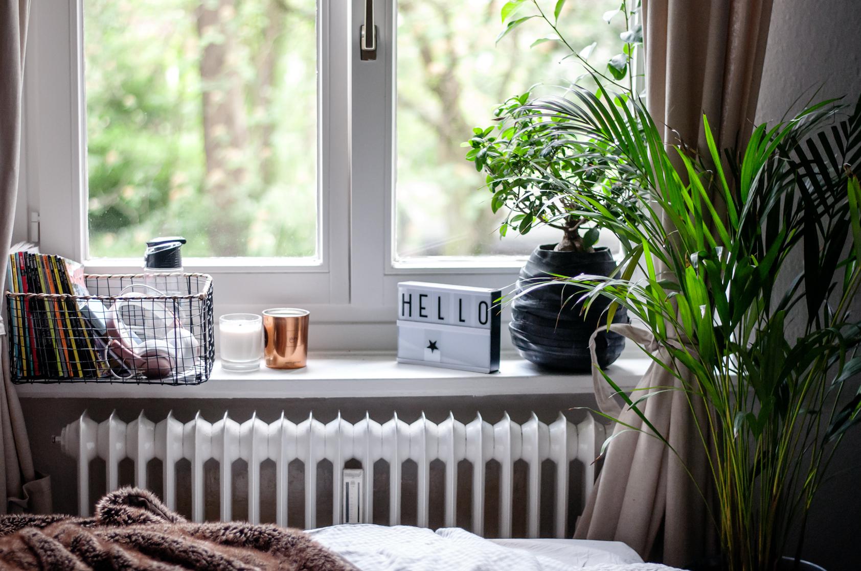 Roomtour Fenster