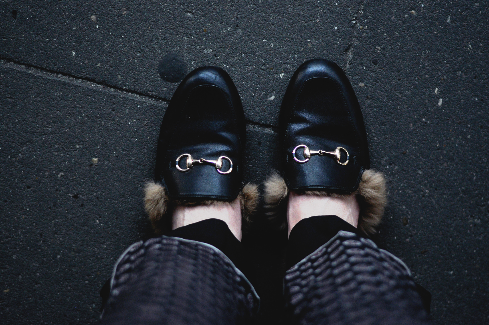 Gucci Loafers Look-A-Like