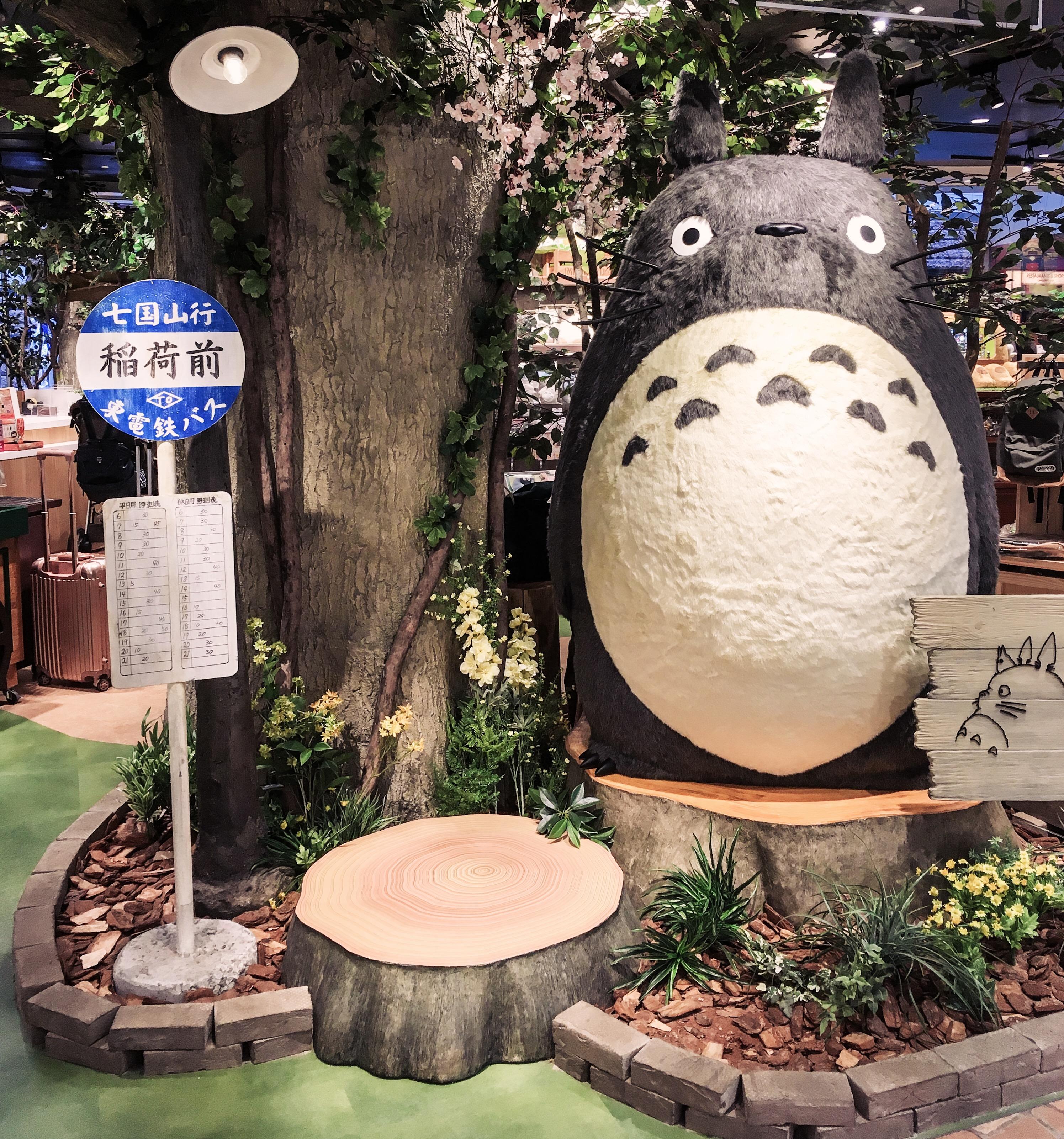 Totoro Fukuoka