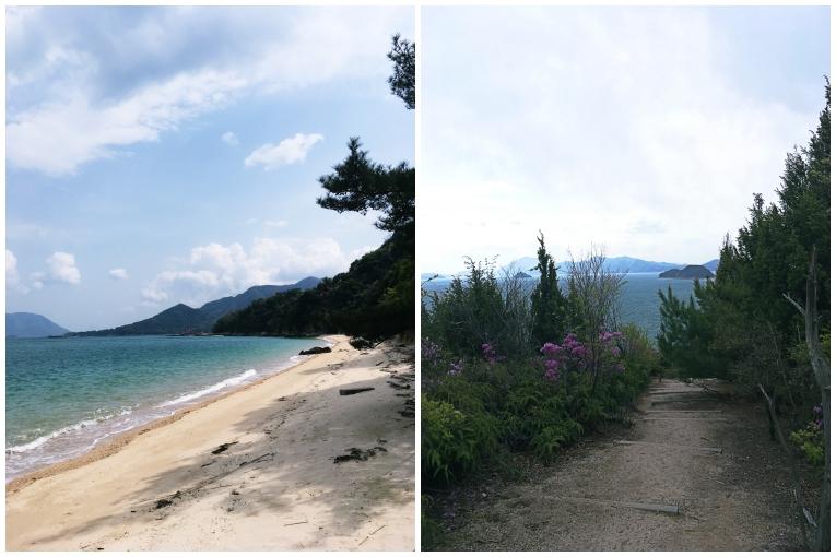 Okunoshima Kanincheninsel