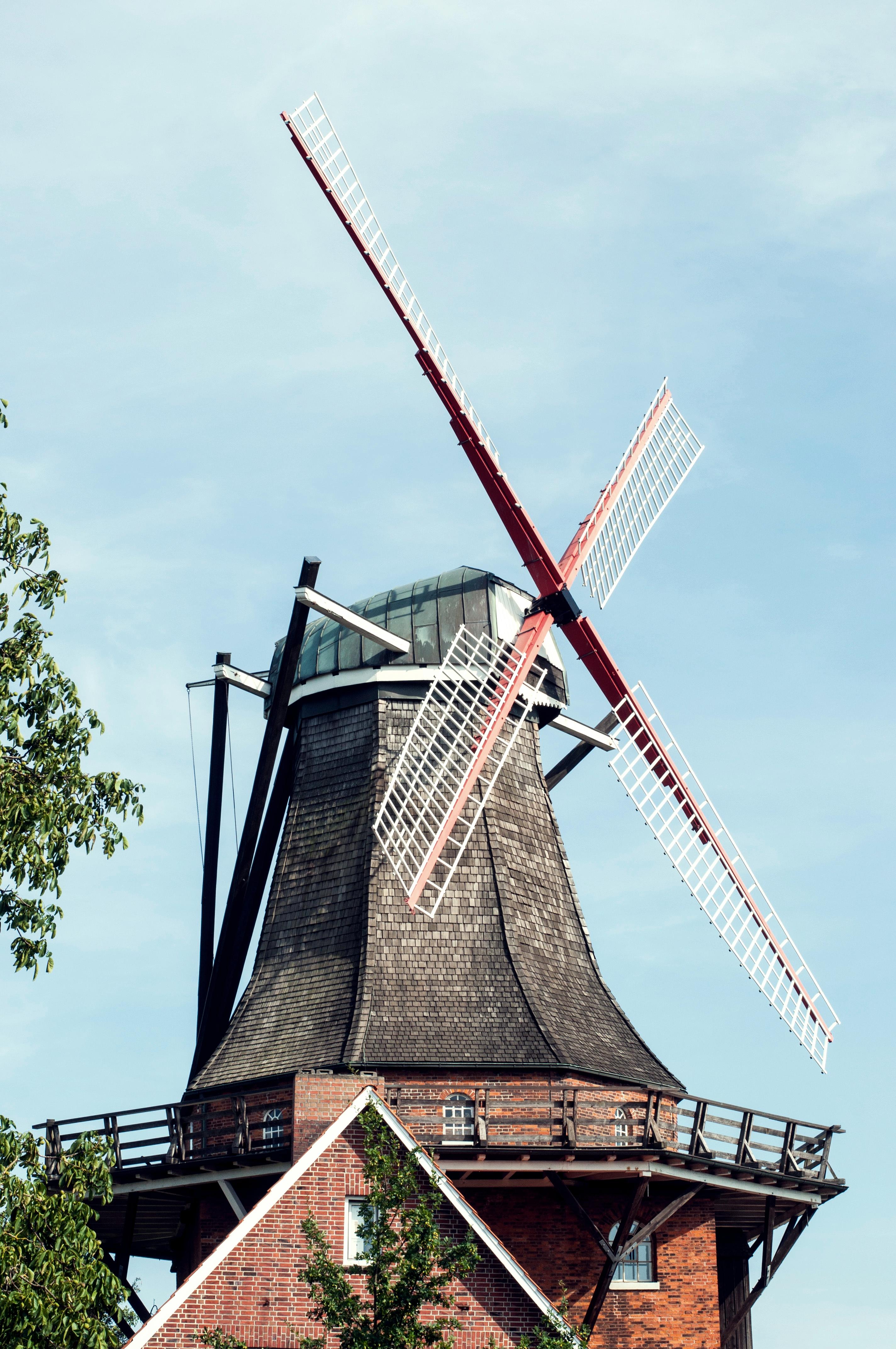 Windmühle Borstel