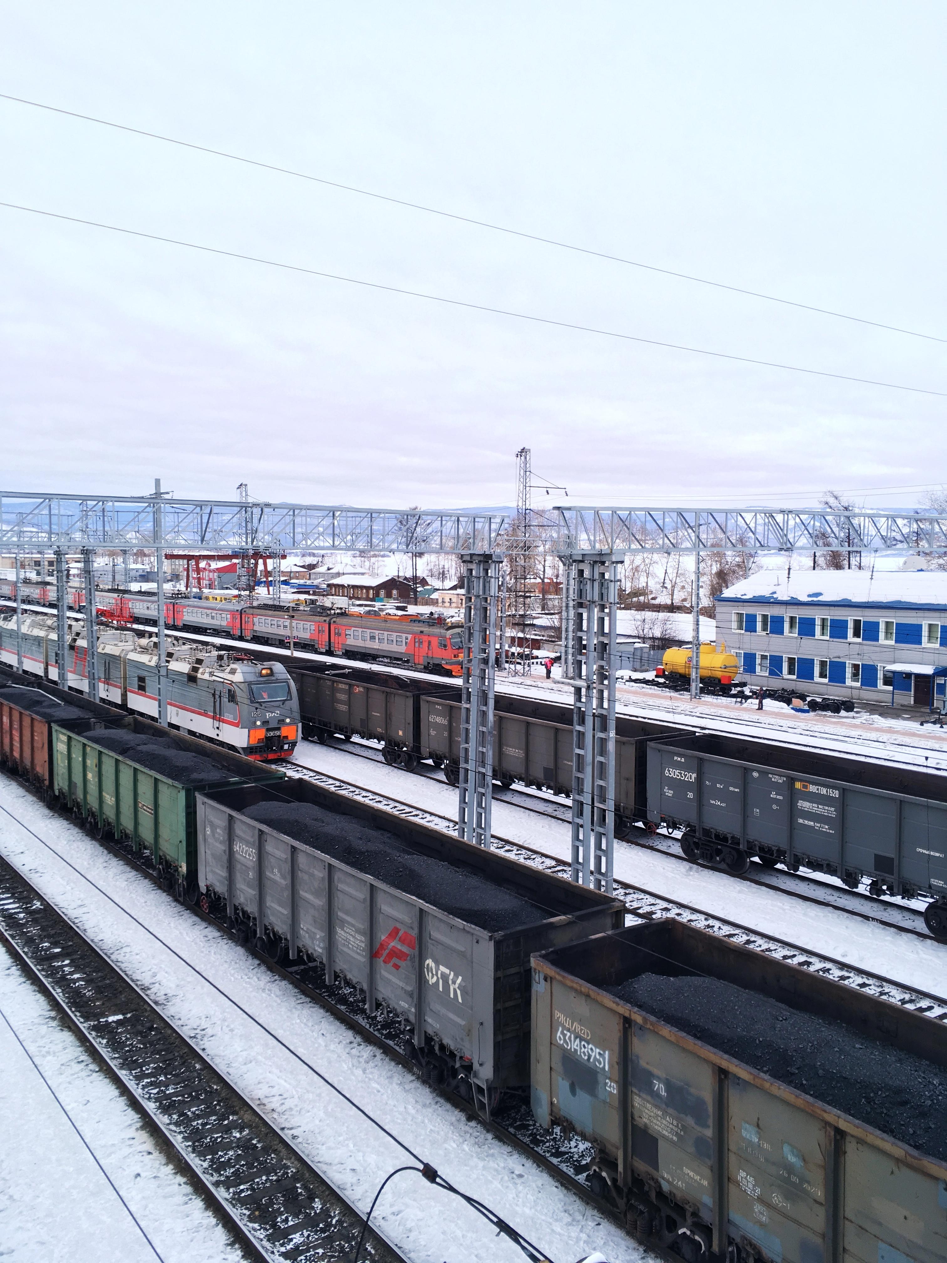 Bahnhof Sludvyanka
