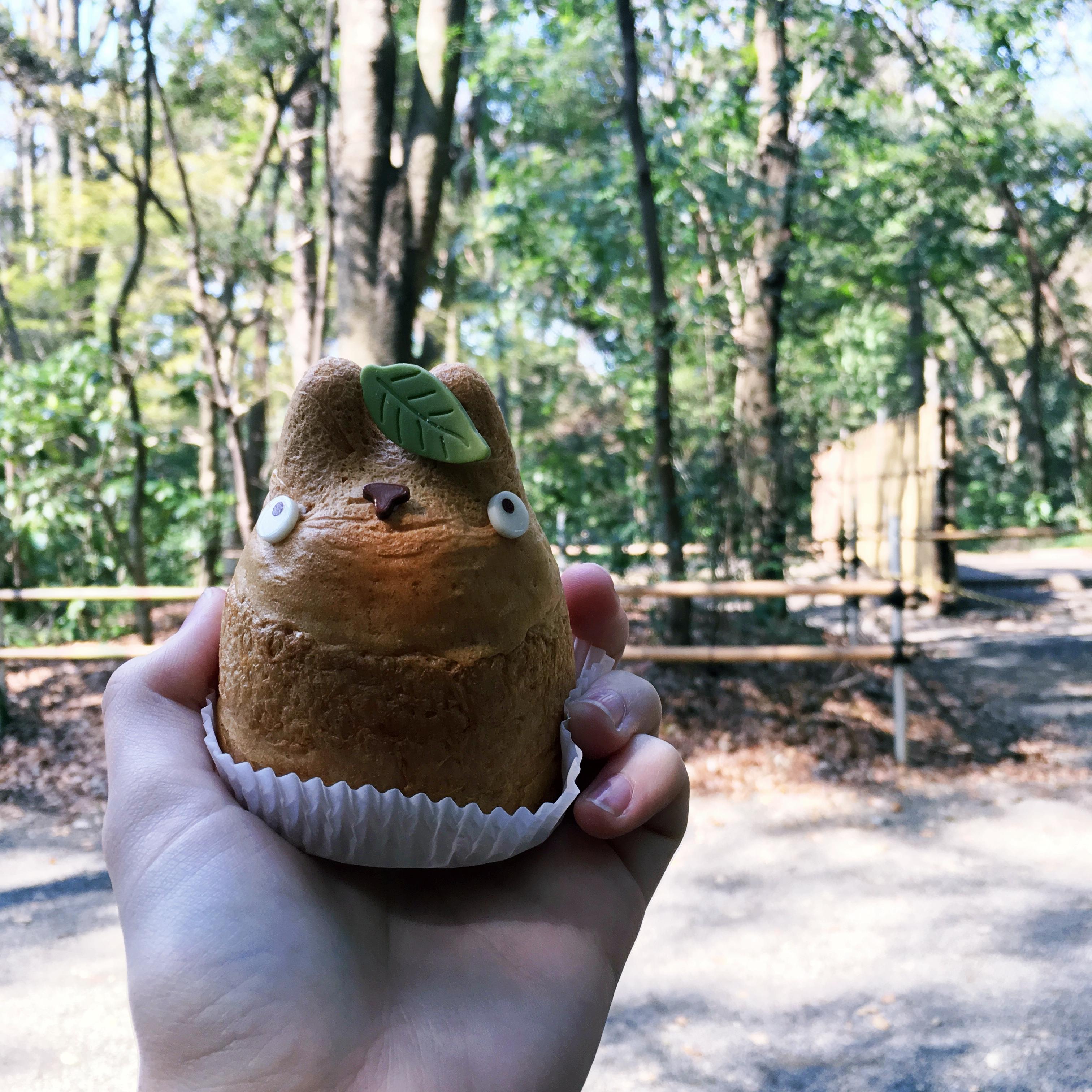 Totoro Gebäck
