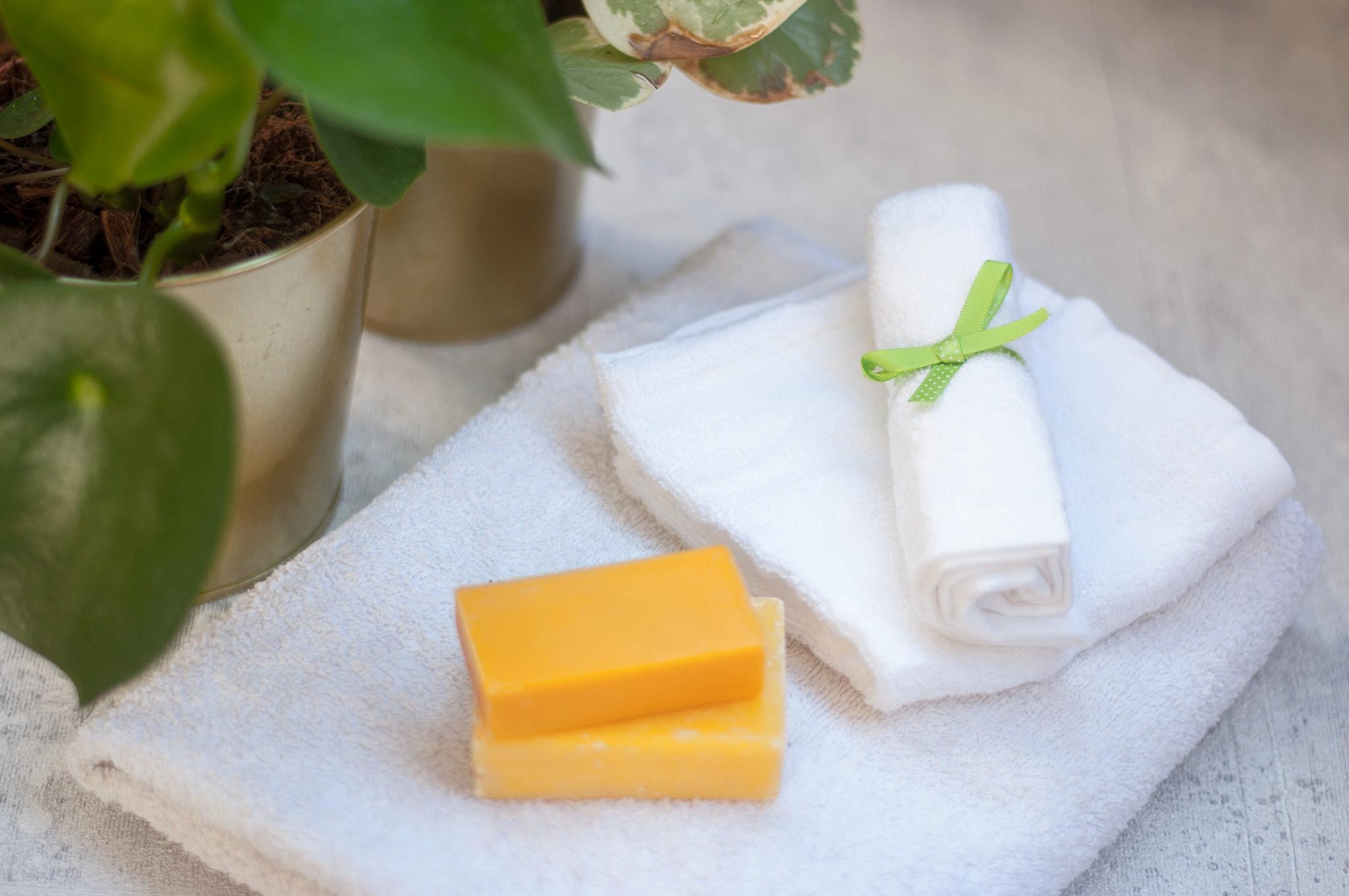 Festes Shampoo Seife Öko Nachhaltigkeit Weniger Müll